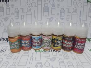 Жидкость FREAKY SQUEEZE SALT 30 мл 20 мг/мл